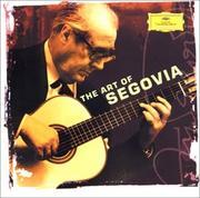 アンドレス・セゴビア Segovia