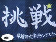 早稲田大学グランドスラム