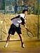 坪子のテニスコート