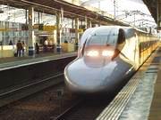 山陽新幹線(新大阪-博多553.7km)