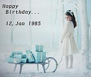 1985年1月12日生まれ