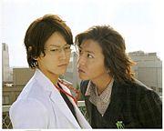 和久井先生の掠れ声。