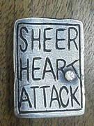 SHEER HEART 山岳部