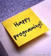 Happy programing!!