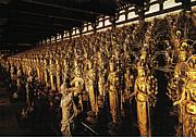 京都・三十三間堂が好き