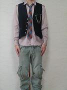 ◇ネクタイが似合う男女は素敵◇