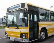バスが 好き。