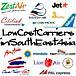 東南アジアの格安航空会社