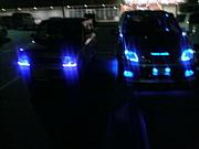 車 LED ステッカー 茨城県