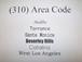 310 Area Code