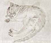 藤田嗣治の猫