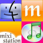 mixi station for Macintosh