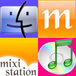 mixi station for Macintosh