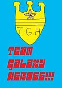 Team galaxy heroes!!!