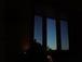 朝日 夜空を見るの会