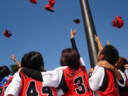 東京女子体育大学野球部☆