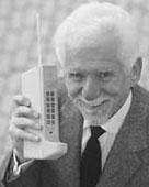 シンプルな携帯電話