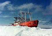 初代南極観測船『宗谷』