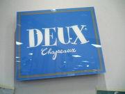DEUX Chapeaux