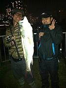 釣猿 Urban side  fishing