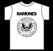 バンドTシャツ好き