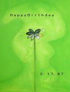 -1987年2月17日生まれ-