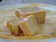 豆腐の味噌漬けを