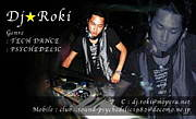 TECH DANCER DJ.ROKI