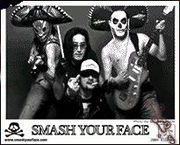 SMASH YOUR FACE