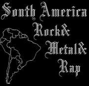 南米@ROCK&METAL&RAP