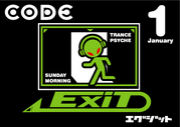 EXIT -club complex CODE-