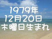 Born on 19791220