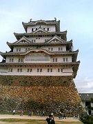 自由広場☆姫路城