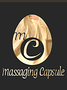 massaging capsule
