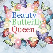 Beauty Butterfly Queen
