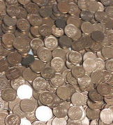 100円玉貯金