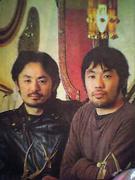 e.m.の仲谷氏と飛田氏