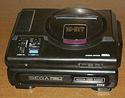 MEGA-CD/メガCD