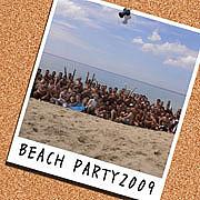 合同ビーチパーティー