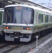 JR奈良線みやこ路快速通過駅