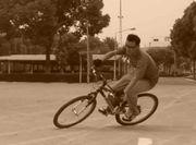 自転車で攻める!