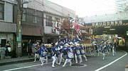 兵庫県尼崎市だんじり祭り