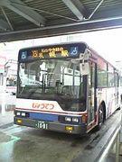 じょうてつバス