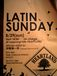 LATIN SUNDAY