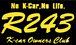 KカーCLUB R243