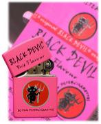 BLACK DEVIL PINK ROSE