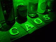 cafe & bar  CAOS