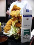 熊本の定食屋