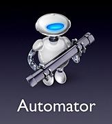 Automator  凄技、便利技