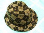 帽子フェチ
